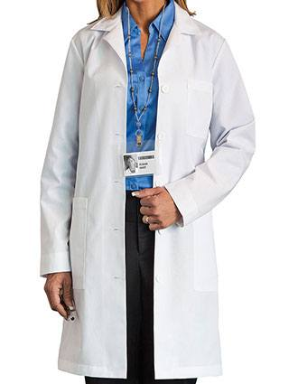 Meta Women's 5-Pockets Medical Tall Lab Coat