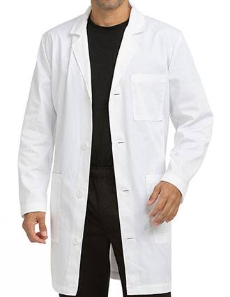 Med Couture Men's Classic Length Lab Coat