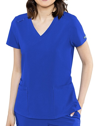 Med Couture Austin Women's 5 Pocket Scrub Top