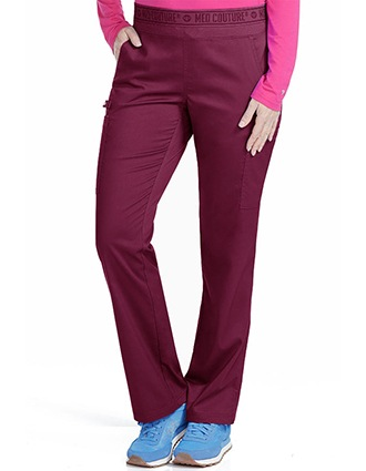 Med Couture Women's Yoga 2 Cargo Pocket Pant