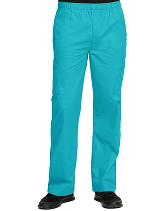 Med Couture Men's 2 Cargo Pocket Pant