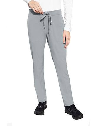 Med Couture Peaches Women's Flat Front Scrub Pant