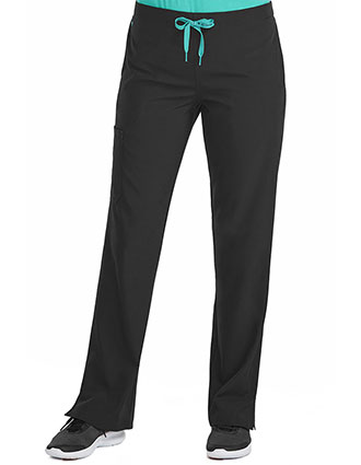 Med Couture Energy Women's 1 Cargo Pocket Petite Pant