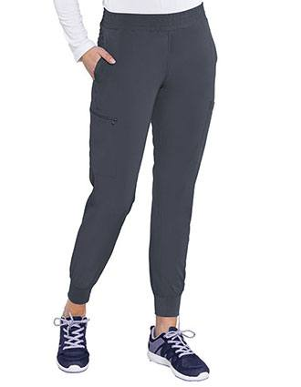Med Couture Energy Women's Smocked Waist Jogger Scrub Tall Pant