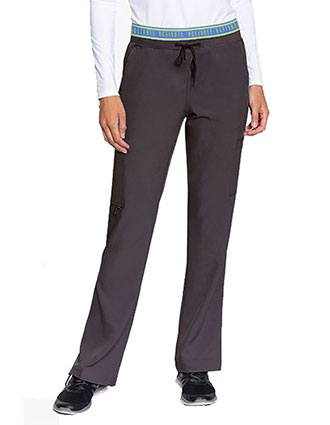 Med Couture Activate Women's Yoga 2 Cargo Pocket Petite Pant