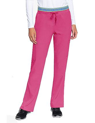 Med Couture Activate Women's Yoga 2 Cargo Pocket Tall Pant