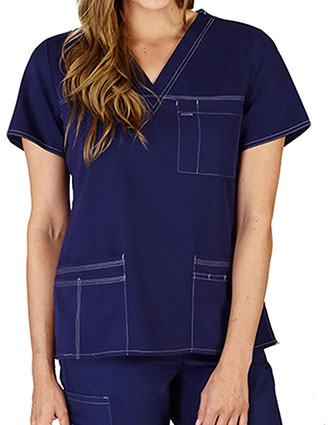 395e2833254 Plus Size Scrubs - Perfect Fit, Comfy & Durable Styles | PulseUniform