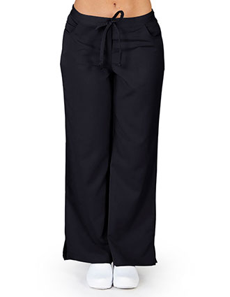 Natural Uniforms Women's Drawstring Petite Scrub Pant