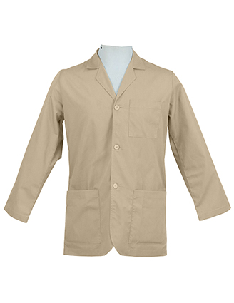 Panda Uniform Men's Consultant 32 Inch length Lab Coat
