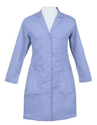 Panda Uniform Women's 36 Inch Colored Lab Coat