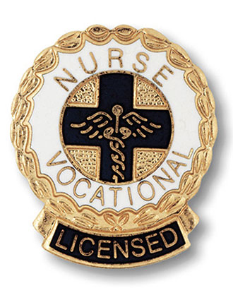 Prestige Handmade Licensed Vocational Nurse Pin