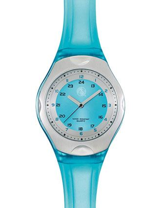 Prestige Cyber Gel Scrub Watch