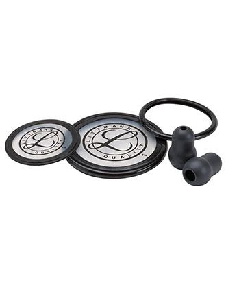 Littmann Stethoscope Spare Black Parts Kit - Cardiology III