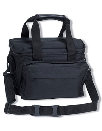 Prestige Padded Black Medical Bag