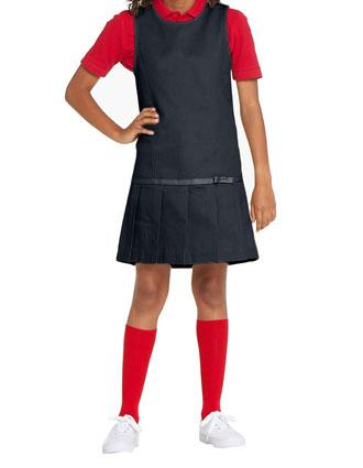 Real School Uniforms Girls Pleated Bow Jumper