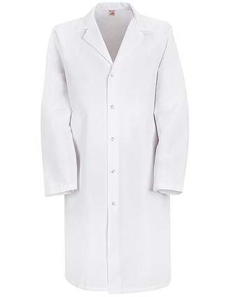 Red Kap Unisex Specialized 41.5 Inches Long Lab Coat
