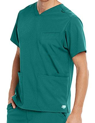 Skecher's Men's Aspire Scrub Top