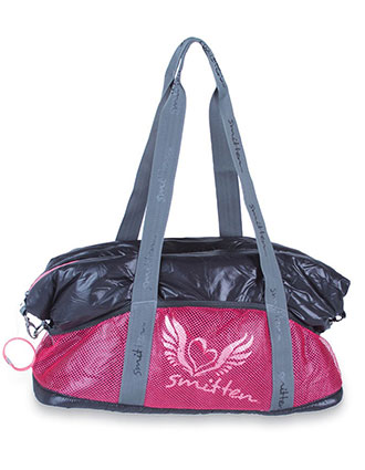 Smitten Women's Two-in-one Duffle Bag