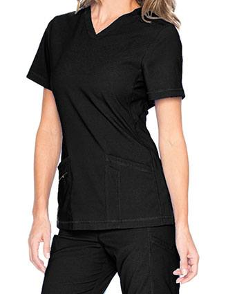 Urbane Align Women V-Neck With Top Entry Pockets