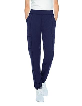 Urbane Impulse Women's Interlock Jogger Scrub Tall Pant