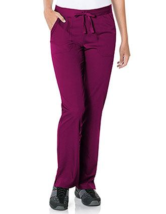 Urbane Ultimate Women's Straight Leg Scrub Tall Pant
