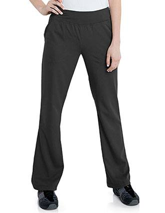 Urbane Ultimate Women's Flare Leg Scrub Tall Pant