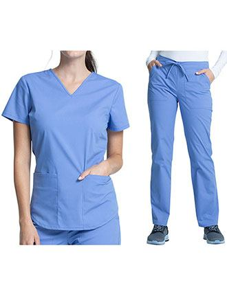 Vital Threads Women's Scrub Sets