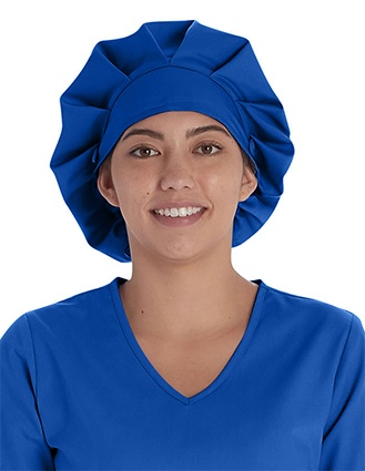 Vital threads Unisex Bouffant Scrubs Hat