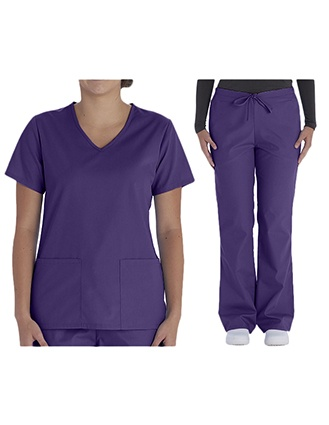 Vital threads Women's Scrub Set
