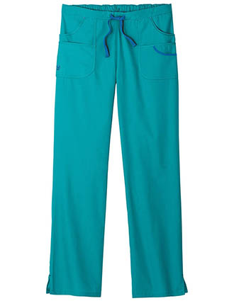 White Swan Fundamentals Women' S Metro Petite Straight Leg Pants