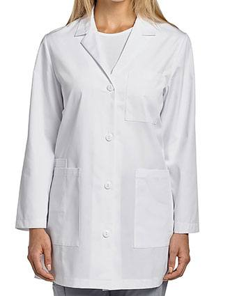 White Cross Women's 32 inches Short Lab Coat