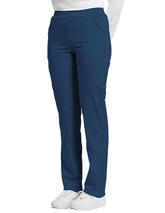 Whitecross FIT Women's Elastic Waist Cargo Petite Pants