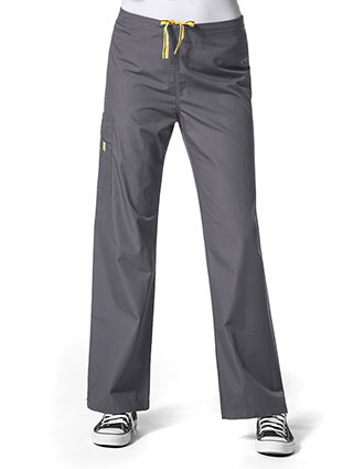 Wink Scrubs Unisex Fit The Sierra Petite Drawstring Pants
