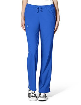 Wonderwink W123 Women's Drawstring Straight Leg Pant
