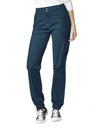 WonderWink Wonder Flex Women's Love Jogger Scrub Tall Pant