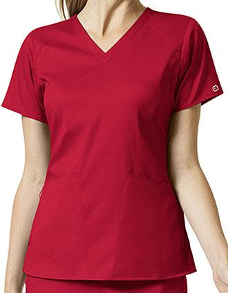 WonderWink Pro Women's V-Neck Scrub Top