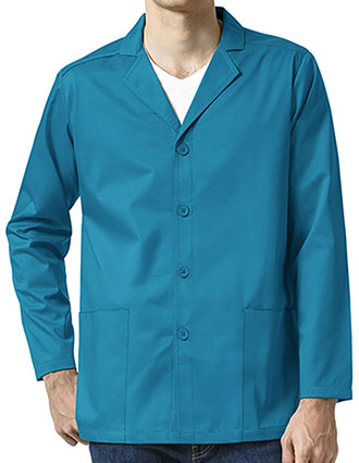 WonderWink WonderWORK Men's 30 Inches Short Labcoats