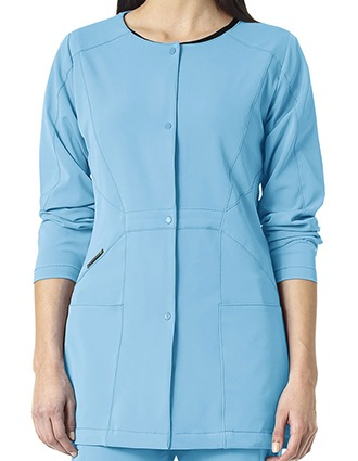 WonderWink HP Women's PRISM Snap Front Jacket