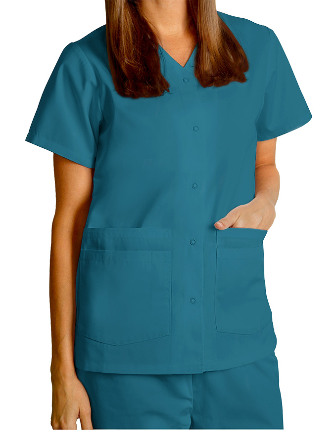 6a7ca6121f4 Teal Color Scrubs: Finest Quality & Style| Pulse Uniform
