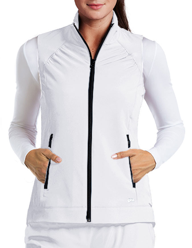Barco One Women's Zip Front Vest