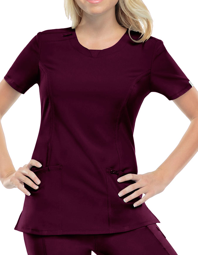 Certainty Women's Round Neck Top