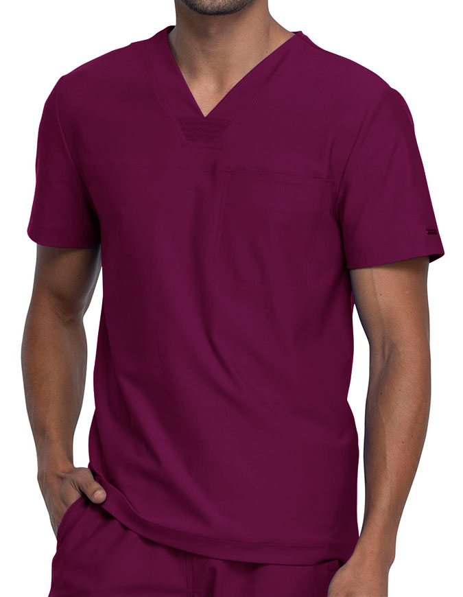 Cherokee Form Men's V-Neck Top