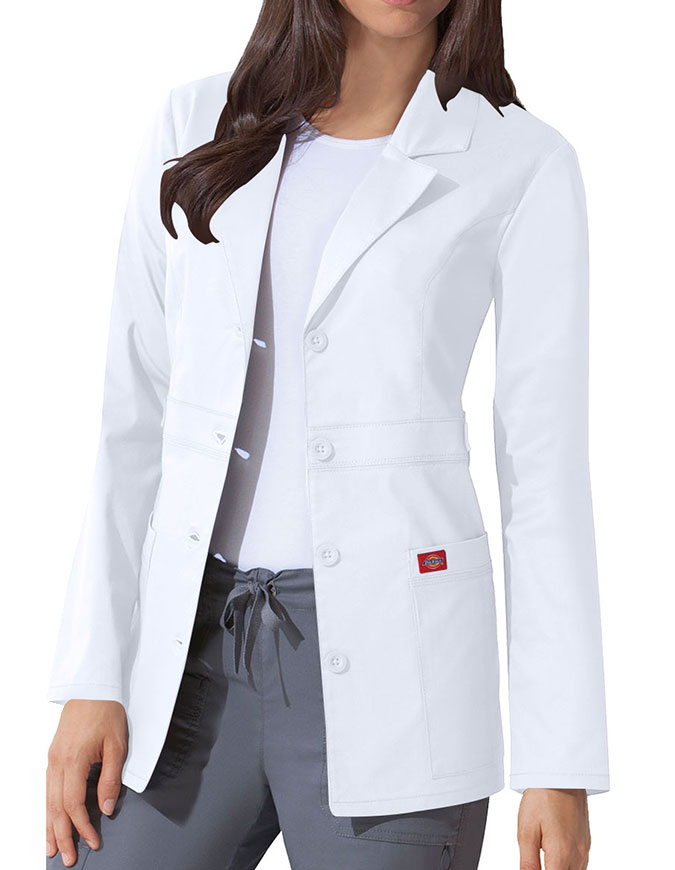 Dickies GenFlex 28 Inches Youtility Consultation Lab Coat