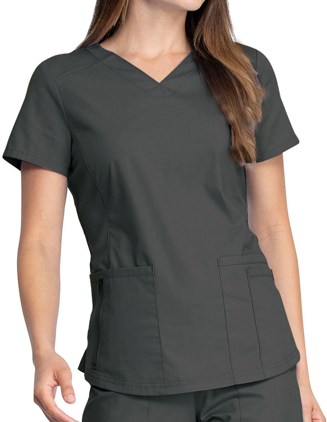 Dickies EDS Signature Women's V-Neck Top