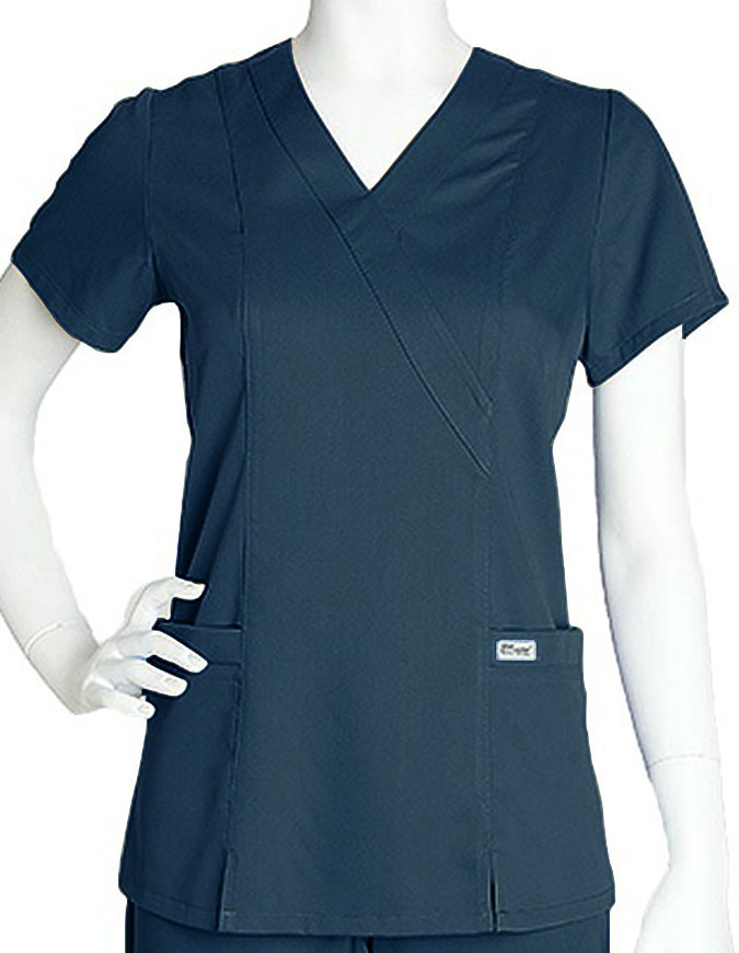 Grey's Anatomy Junior Fit Two Pocket Scrub Top
