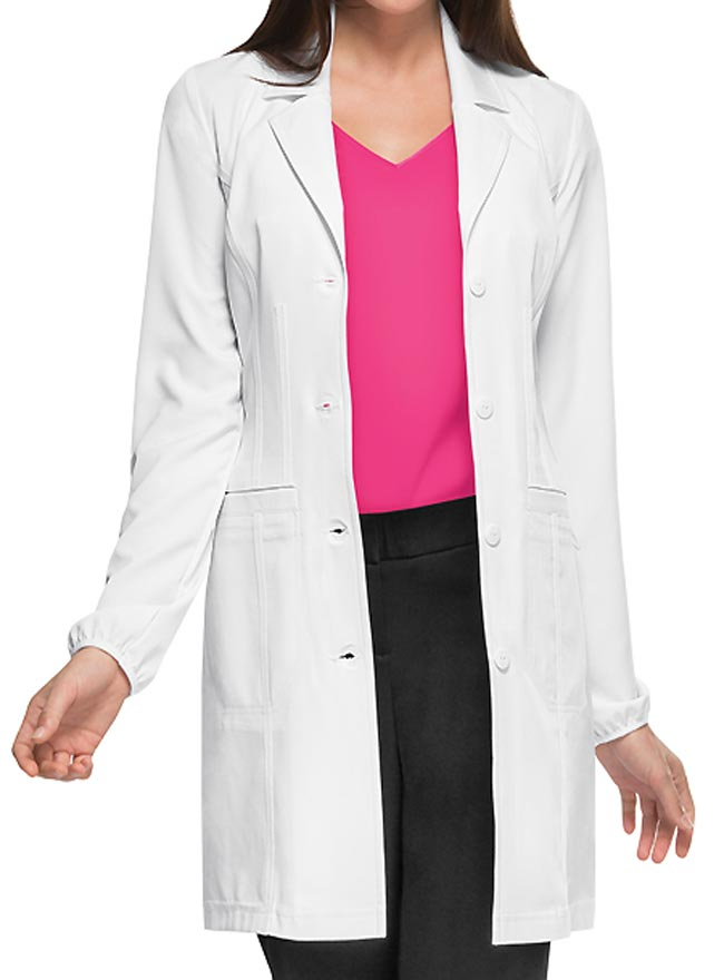 HeartSoul Women's Lab-solutely Fabulous 34 Inches Lab Coat