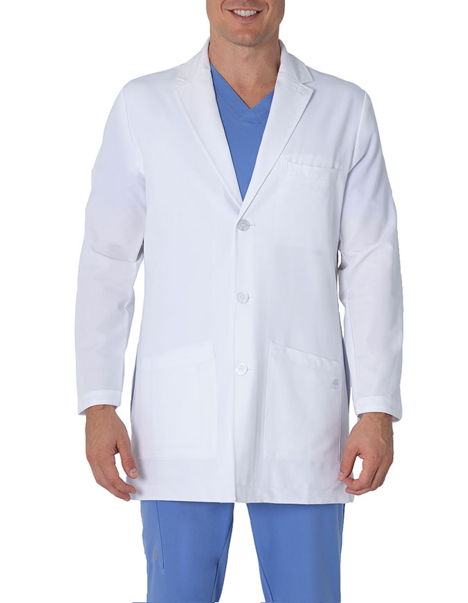 Healing Hands The Modernist Men's Logan Lab Coat