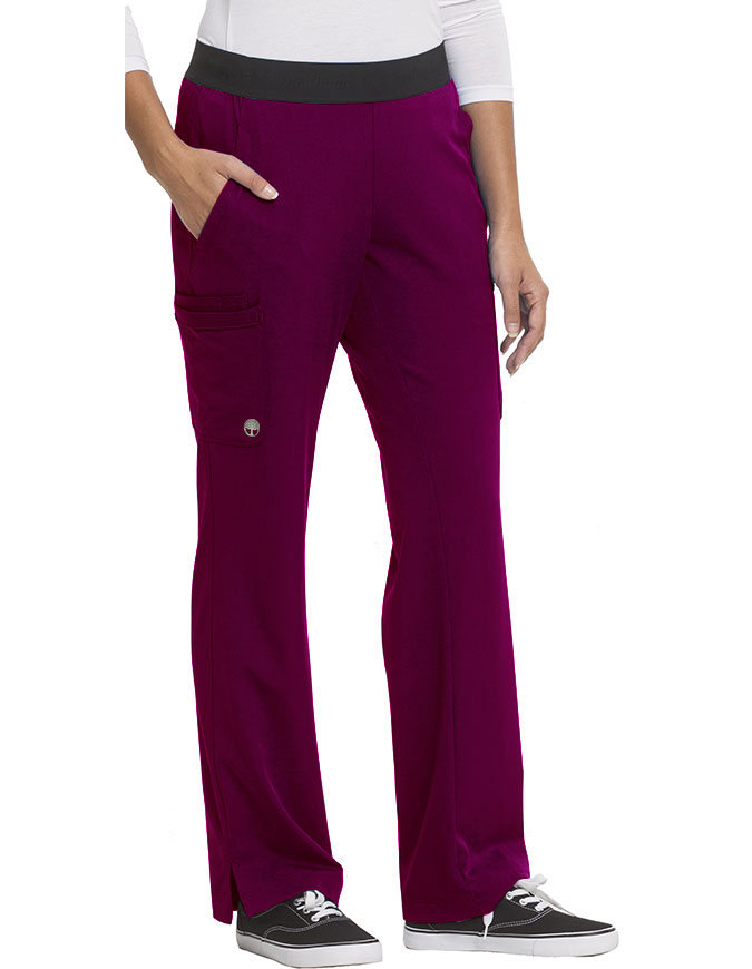 Healing Hands HH WORKS Women's Straight Leg Tall Rachel Pant