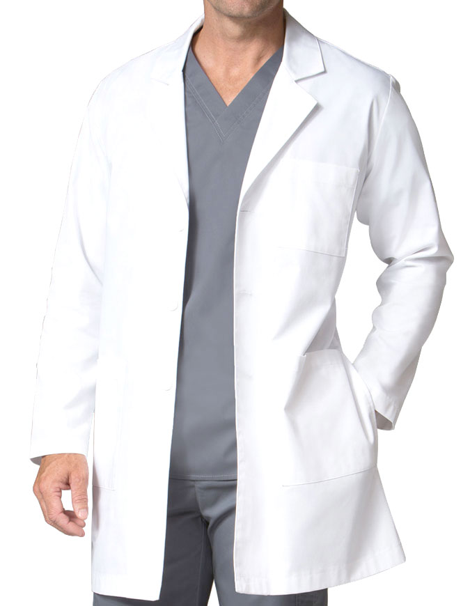 Maevn' s LabCoat Unisex notched collar Lab Coat
