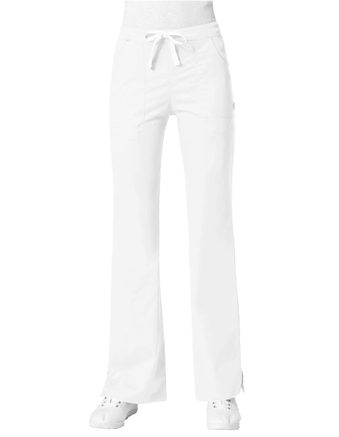 Maevn Blossom Women's Multi Pocket Flare Pant
